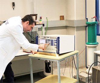 """LCOE expands its accreditation scope in LV calibration of loss factor bridges, transformer test ratio testers and power analyzers, especially for """"on site"""" calibrations"""